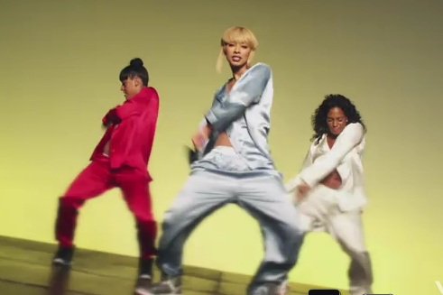 KERI HILSON PRETTY GIRL ROCK VIDEO | Tha Inferno HOTT SPOT